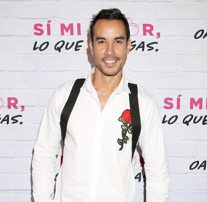 """Alejandro, de 37 años de edad, ha participado en distintas telenovelas y series, entre ellas""""Señora Acero""""."""