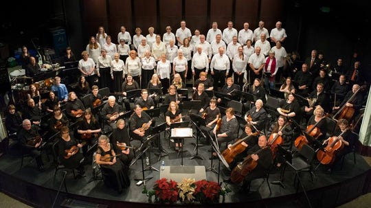 he Richmond Community Orchestra and Eaton (Ohio) Area Community Chorus