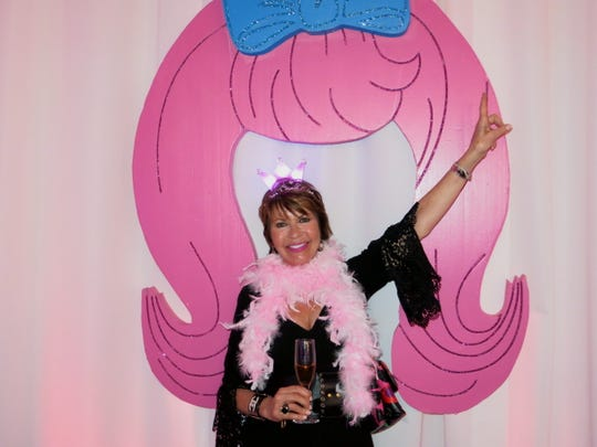 "Linda Biernacki at ""Waynette's Birthday Bash."""