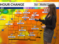 Check out the latest KOLR10 weather forecast.
