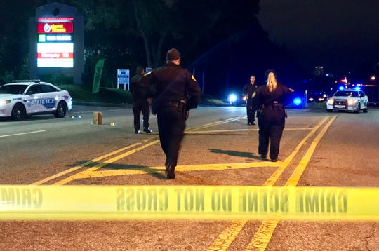 Amarion James, 16, was killed in gunfire Nov. 17, 2019, after leaving the North Florida Fair in Tallahassee. He and two others were shot at the South Monroe Commons shopping center.