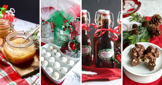 Four easy edible gifts to make for the holiday season.