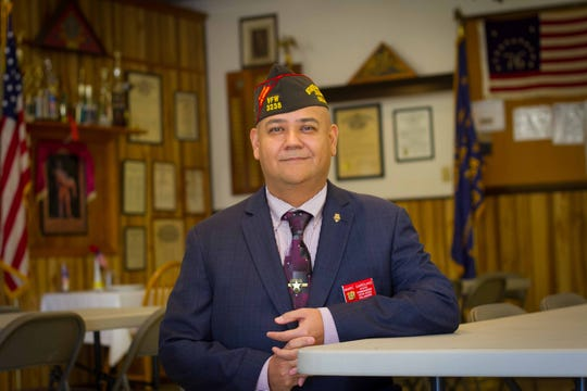 "Marc Garduno, state commander of the the Veterans of Foreign Wars here in Delaware at the Camden VFW 3238, said ""When the government is involved, it is guaranteed payment."" referring to the 90/10 loophole."