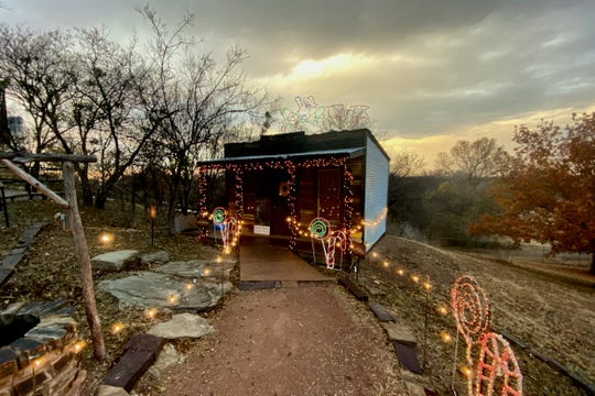 The 18th annual ElectriCritters! opens tonight and Saturday from 6:30 to 8:30 p.m. at the River Bend Nature Center and runs Fridays and Saturdays through Dec. 21.