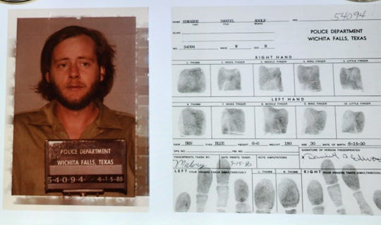 Wichita Falls police announced Daniel Adolf Edwards as a suspect in the cold case murder of Richard Michael Willoughby. A murder, according to police, occurred in Wichita Falls in 1980.