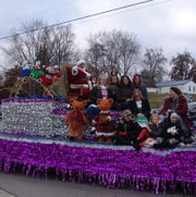 Santa's made his way down Maysville Pike on Sunday, during the Storybook Christmas Parade. The South Zanesville Business Association's annual holiday parade draws thousands of spectators each year, and is sponsored by area businesses. Nearly 100 photos of the parade can be viewed on the Times Recorder's website.
