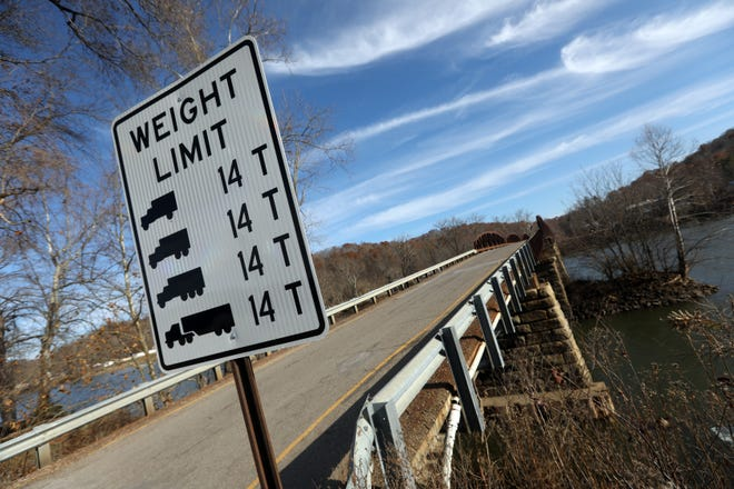 The state has the greenlight to start inspecting the aging Gaysport Bridge in a nearly $7 million replacement project. The project is slated to being in late spring 2022, and the bridge will be closed for 18 months.