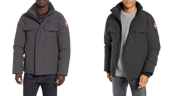 Best Nordstrom gifts: Canada Goose Coat