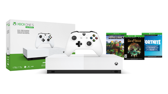 The Xbox One is more streamlined and sleeker than past models.