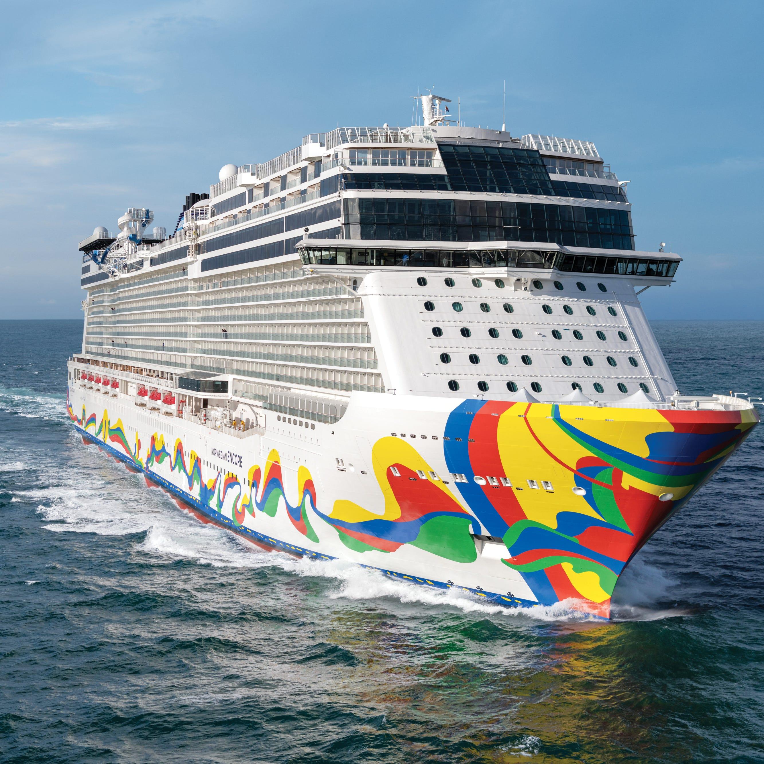 norwegian cruise line phone number