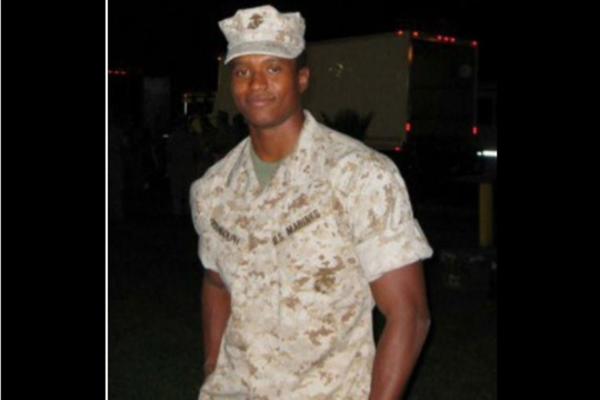Marine veteran Icarus Randolph, 26, was drummed out of the Corps with a bad paper discharge for smoking marijuana in 2010. After his death, he received a diagnosis of PTSD.