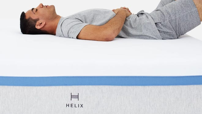 Save up to $200 at Helix Mattress.