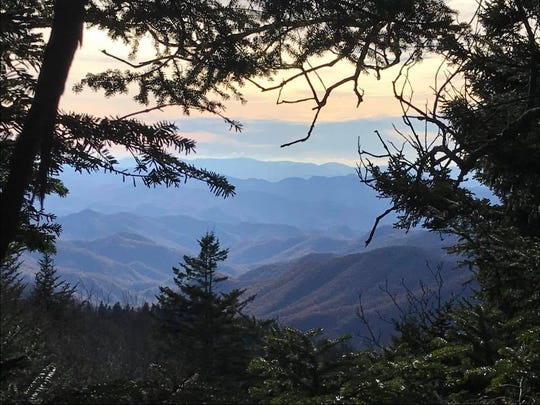 Among the many things columnist John Boyle is grateful for, the gorgeous mountains all around Asheville rank near the top of the list.