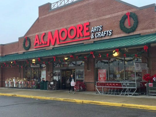 A.C. Moore announced in November it would be closing all of its stores.