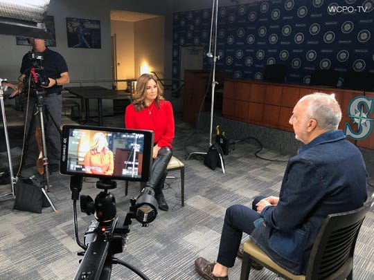WCPO's Tanya O'Rourke talks with Pete Townsend of The Who.