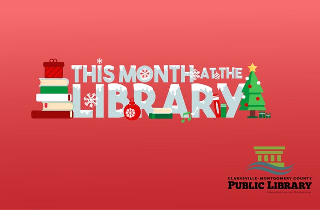 The Clarksville-Montgomery County Public Library is getting in the holiday spirit with a variety of programs that offer something for everyone this season.