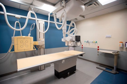 After 24 months of construction, Robert Wood Johnson University Hospital in New Brunswick celebrated the completion of the final phase of the emergency department expansion project with a ribbon-cutting ceremony and tours of the newly completed and expanded space.