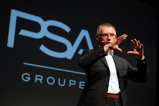 Carlos Tavares, CEO of France's Groupe PSA, is joining Fiat Chrysler Automobiles NV in proposing the global auto industry's latest cultural mash-up.