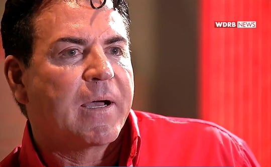 John Schnatter, Papa John's International Inc.'s notorious founder and former leader lambasted the pizza chain publicly for the second time in as many months in a local media interview in Louisville, Kentucky.