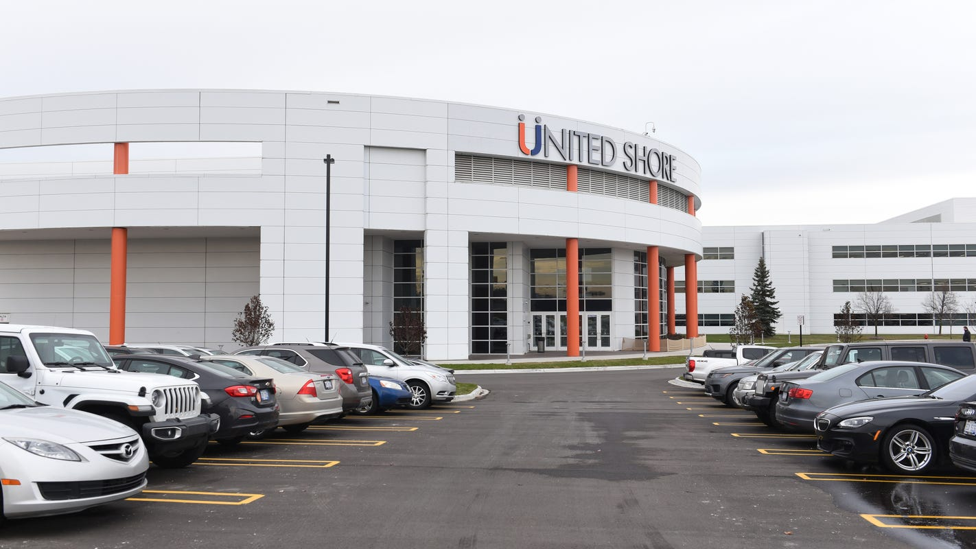 Metro Detroit's Quicken Loans, United Shore are 2019's top mortgage lenders