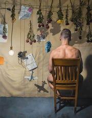 """""""In Love with My Best Friend"""" by Robert Schefman at Detroit's David Klein Gallery through Dec. 21."""