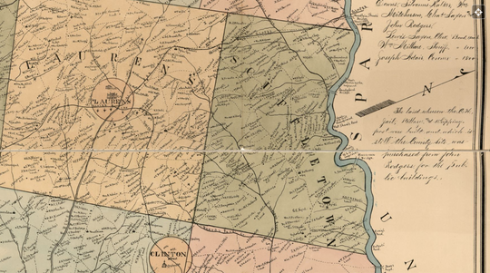 Scuffletown was one of the original communities in Laurens County. It was situated near modern day Ora to the east of the city of Laurens.