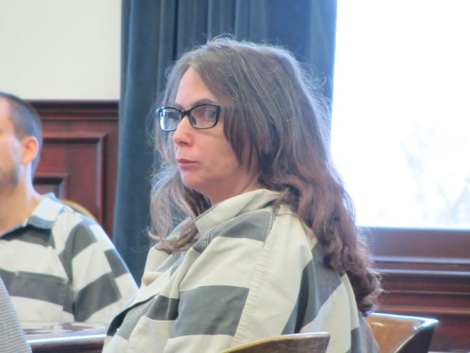 Kimberly Ann Cooke was sentenced Tuesday to 15 years behind bars for filming the rape of a 12-year-old girl by a 29-year-old man.