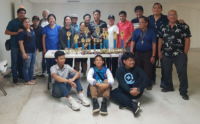 At the 2019 National Chess Open tournament, players battled it out in a seven-round Swiss system at the Agana Shopping Center.