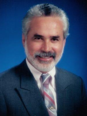 Former Yigo Mayor Edward C. Artero