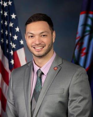 Del. Mike San Nicolas