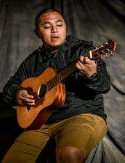 """Local musician Joe Garrido is releasing his first full CHamoru music album on Nov. 30, 2019 called Låla'la' i Fino'-ta or Our Language is Living. The album has 12 songs written in the CHamoru language including his previously released singles """"An Hu Atan Hao"""" and """"Minagof na Tiempo""""."""