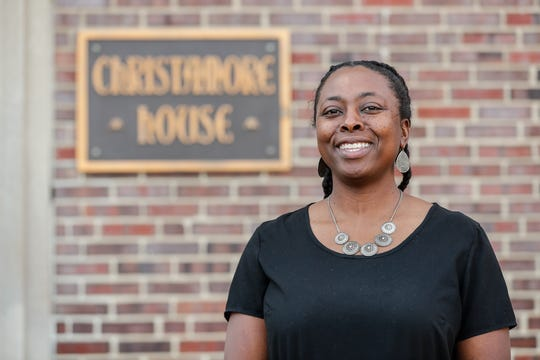 La'Toya Pitts is chief executive offficer of Christamore House Family and Community Center in Indianapolis.
