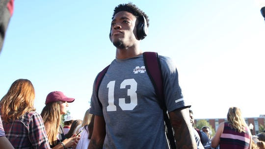 Mississippi State redshirt sophomore cornerback Tyler Williams grew up in Oxford but found his home in Starkville. His mother, Tamika, still lives in Oxford as works as an admissions specialist for Ole miss.