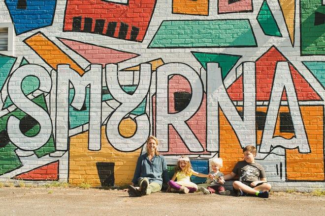Rutherford's many murals showcase its creative community spirit