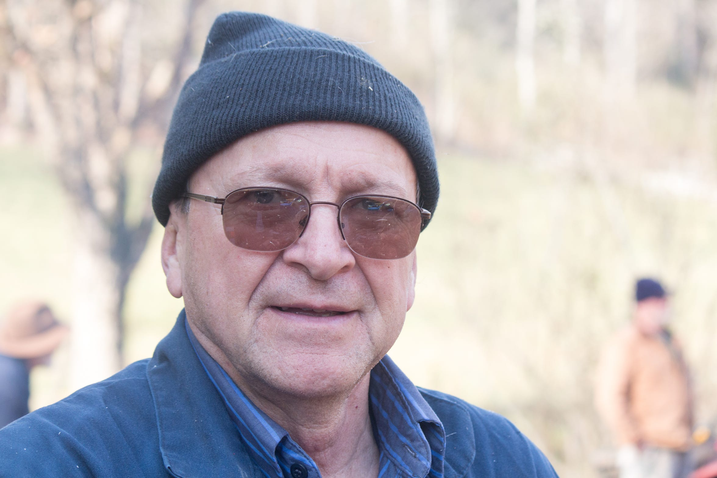 Roger Fields, a former coal miner and a pastor in rural Letcher County, says he pays $125 per month for satellite internet. It's a big expense, but he says he doesn't want to live anywhere elsewhere.
