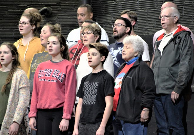 Performers of all ages have been preparing for the 2019 edition of Christmas at the Palace. The show, which was established in 1982, runs Friday through Sunday, Dec. 6-8 at the Palace Theatre, 276 W. Center St. in downtown Marion. For ticket information, visit marionpalace.org.