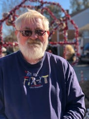 Clay Warling, 66, has been the mechanical mind behind one of Memphis' most unique yard displays for over 20 holiday seasons.