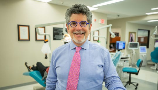 Mitchell Levine is the new director of the Dental Sleep Medicine Clinic at the University of Tennessee Health Science Center's College of Dentistry.