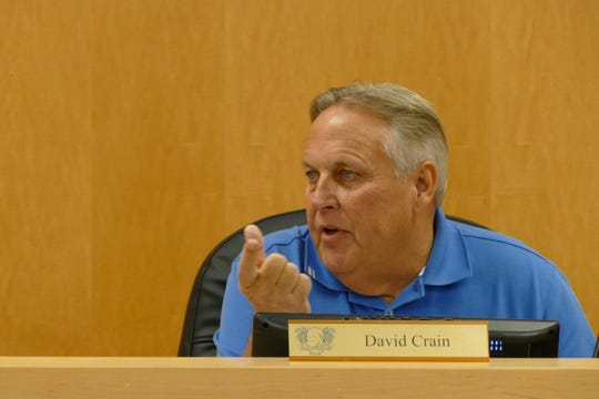 """After years and years of talking, we are finally gonna get some real data that we can base opinions on,"" said David Crain, vice-chair of the Waterways Advisory Committee of the city of Marco Island during a committee meeting on Nov. 21."