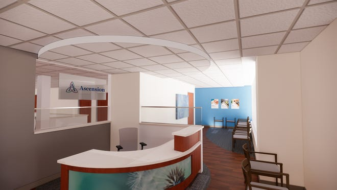A new Ascension urgent care center will open in Hartland soon.