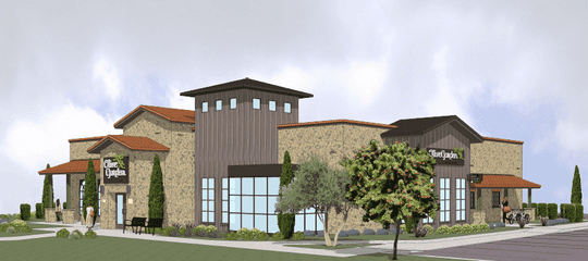 An Olive Garden at White Stone Station is expected to open in Menomonee Falls in late January or early February.