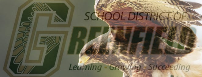 Greenfield High School is closed on Tuesday. All other district schools are open.