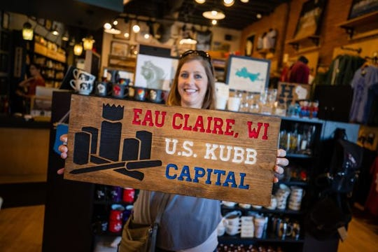 Come see what all the kubb-bub is about when you visit Eau Claire this winter.