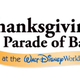 Thanksgiving Parade of Bands