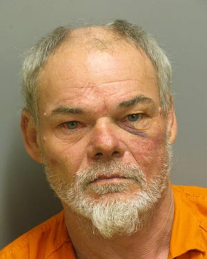 Robert Pierce was charged with first-degree rape.