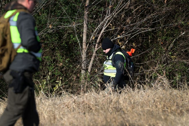 Although a human skull belonging to a Bedford County man was discovered  by a farm dog on the first day of the search for missing Murfreesboro teenager Devin Bond, the discovery was unrelated to the search.
