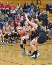 The Fairview Middle Lady Falcons continue to have a great season; defeating Hickman Lady Dawgs on Nov. 18.