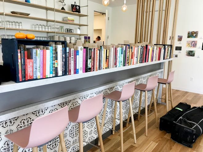 The Nashville Food Project will have lots of used cookbooks on sale as part of its Scratch Made holiday event.