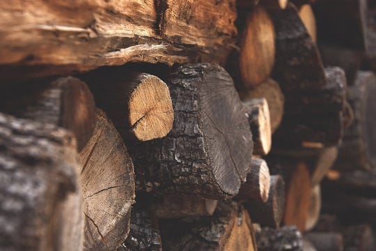 State law requires firewood to be advertised and sold by the cord or fraction of a cord.