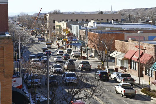 Farmington is the recipient of a grant from New Mexico MainStreet and the New Mexico Economic Development Department for its complete streets project.